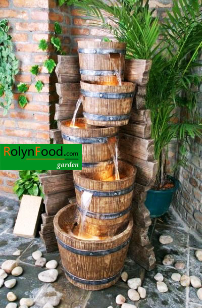 đài phun nước nhỏ - rolyn food (1)