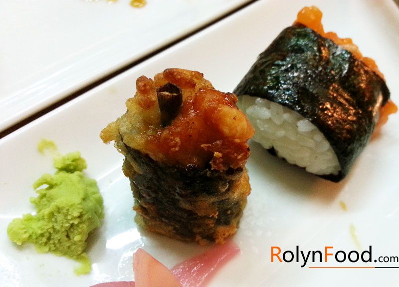 Yuri sushi quan an mon Nhat o Sai Gon rolyn food hinh anh 4