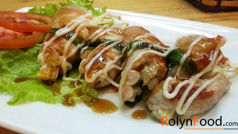 Yuri sushi quan an mon Nhat o Sai Gon rolyn food hinh anh 7