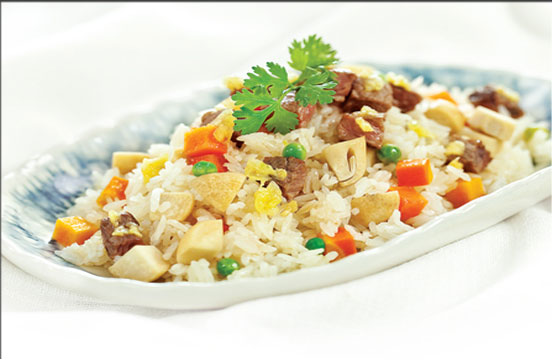 cach lam mon com chien duong chau chay rolyn food hinh anh 2