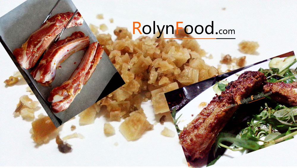 cach lam mon suon heo nuong muoi ot cua nguoi sai gon rolyn food hinh anh 3